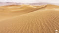 wind, sand, storm, golden, dunes, death, valley, afternoon, sunset, california