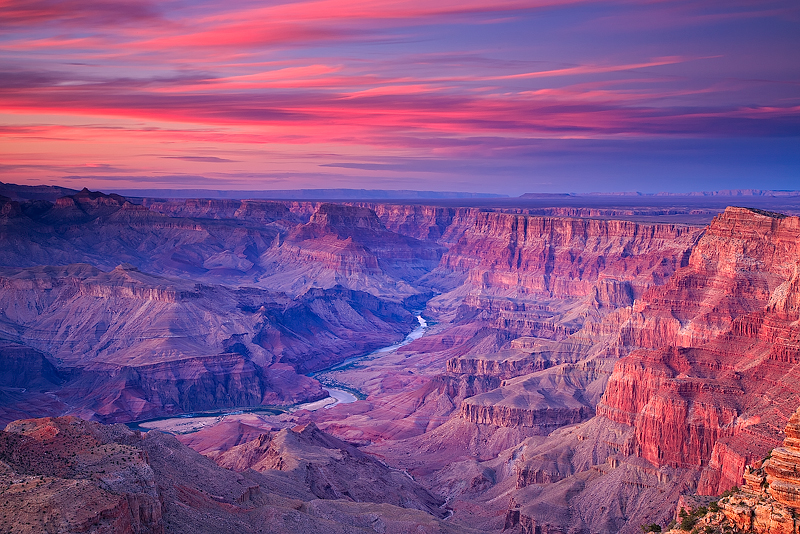 While this was my first trip to the Grand Canyon, I have to admit that it is not as big as I had pictured it in my mind. &nbsp...
