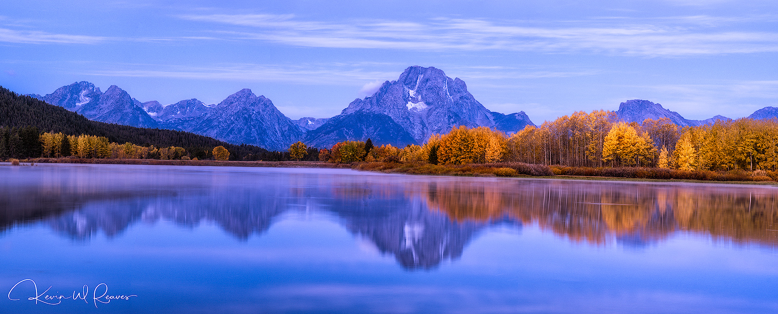 I had many conversations this past week about the difference in the Tetons and Colorado.  As I had conveyed that I did not come...