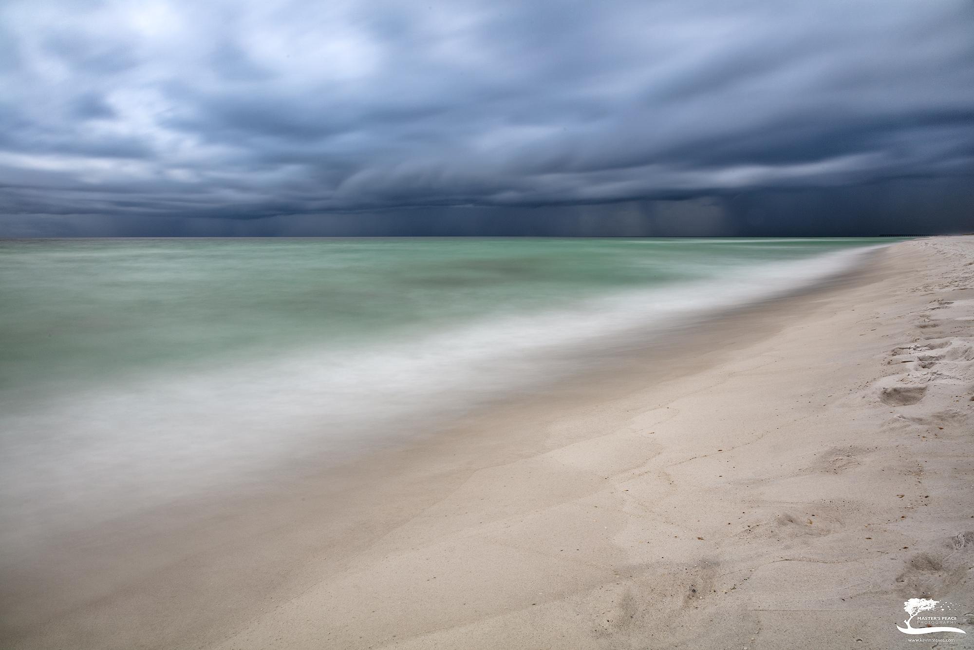 beach, Florida, summer, ocean, waves, pier, pensacola, Navarre, color,, photo